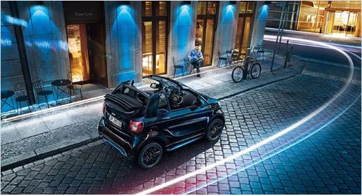 auto elettrica smart offerta ecodrive e-mobilty