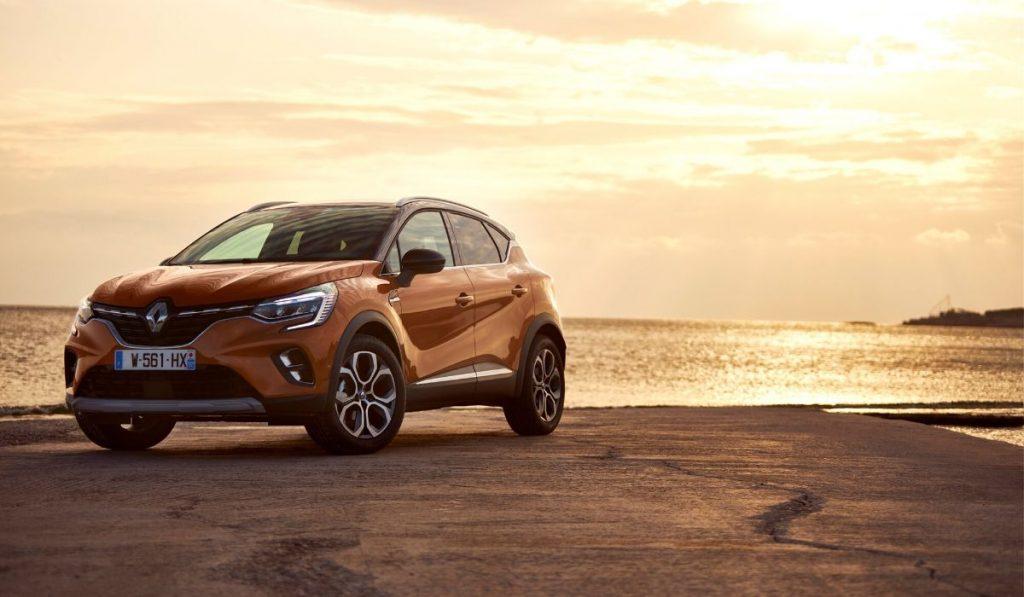 Nuova Renault Captur restyling