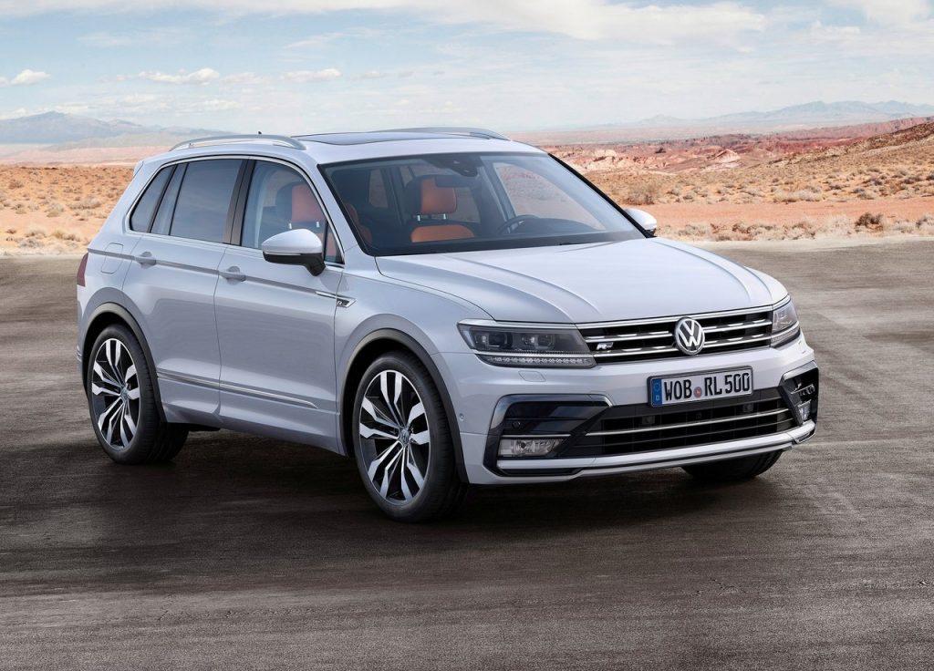 Nuova Volkswagen Tiguan MERCATO AUTOMOTIVE