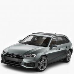 Noleggio Audi A4 SW 01
