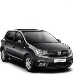 Noleggio Dacia SANDERO 01