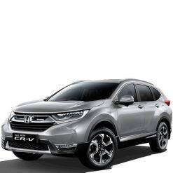 Noleggio Honda CR-V 01