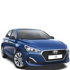 Noleggio Hyundai I30 01