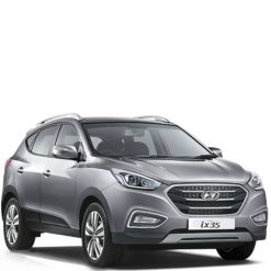 Noleggio Hyundai IX35 01