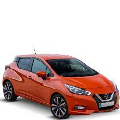 Noleggio Nissan MICRA 01